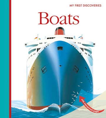 Boats (My First Discoveries) Cover Image