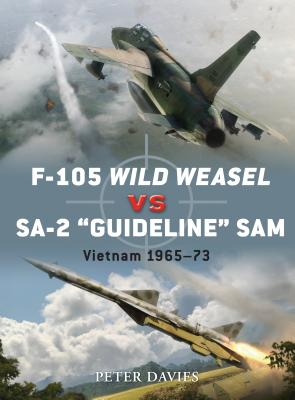 F-105 Wild Weasel Vs Sa-2
