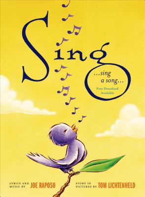 Sing [With CD (Audio)] Cover