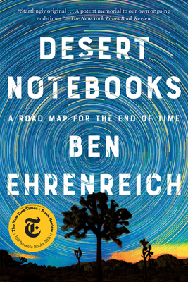 Desert Notebooks: A Road Map for the End of Time Cover Image