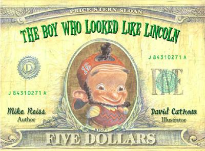 The Boy Who Looked Like Lincoln Cover