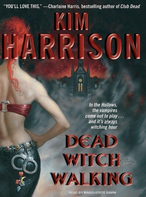 Dead Witch Walking (Hollows (Blackstone Audio) #1) Cover Image