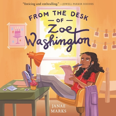 From the Desk of Zoe Washington Cover Image