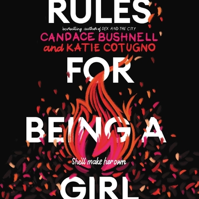 Rules for Being a Girl Lib/E Cover Image