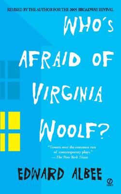 Who's Afraid of Virginia Woolf? Cover Image