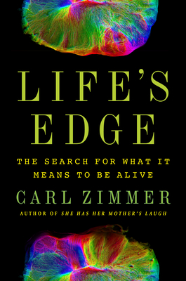 Life's Edge: The Search for What It Means to Be Alive Cover Image