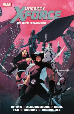Uncanny X-Force by Rick Remender Omnibus Cover