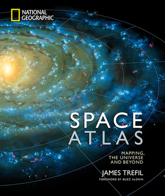 Space Atlas: Mapping the Universe and Beyond Cover Image