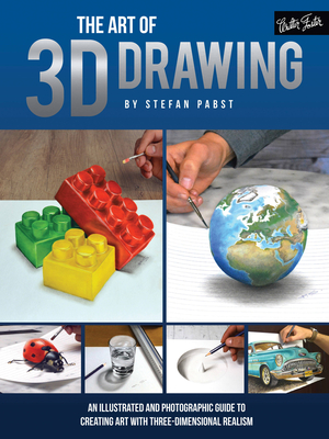 Cover for The Art of 3D Drawing