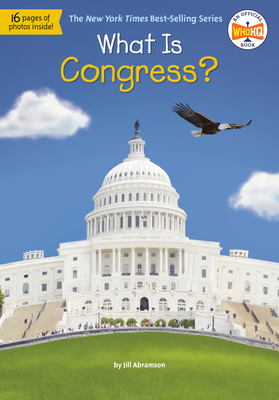 What Is Congress? (What Was?) Cover Image