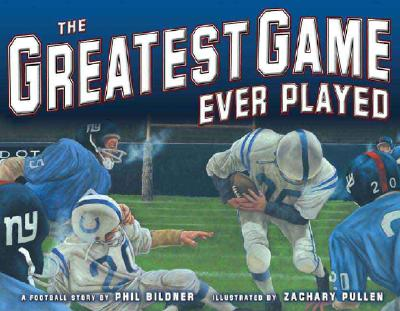 The Greatest Game Ever Played Cover