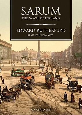 Sarum: The Novel of England Cover Image
