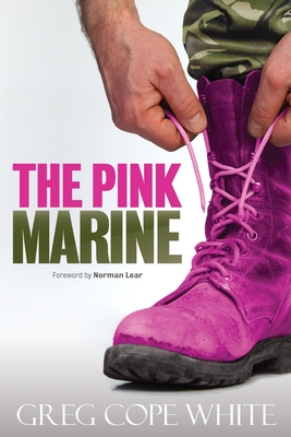 The Pink Marine Cover
