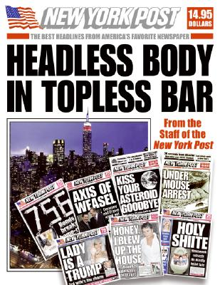 Headless Body in Topless Bar Cover