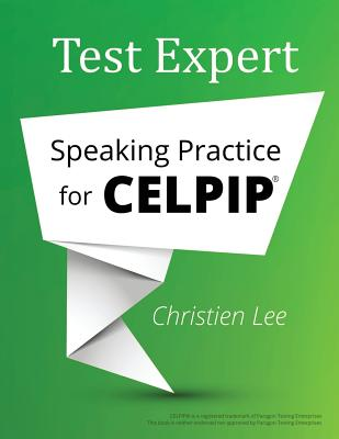 Test Expert: Speaking Practice for CELPIP(R) Cover Image