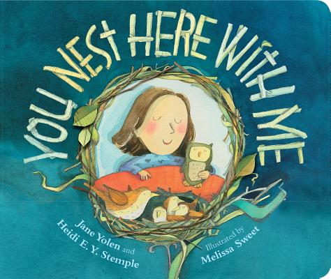 You Nest Here With Me Cover Image
