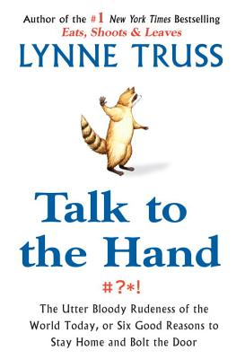 Talk to the Hand Cover