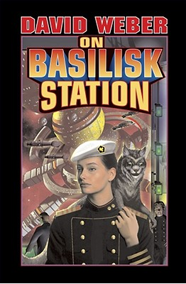 On Basilisk Station (Honor Harrington  #1) Cover Image