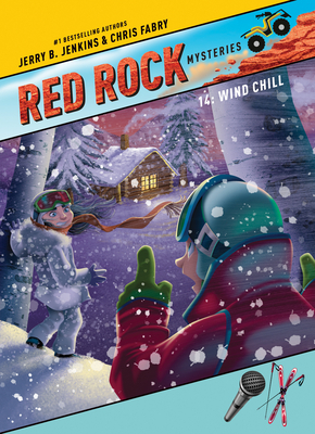 Wind Chill (Red Rock Mysteries #14) Cover Image