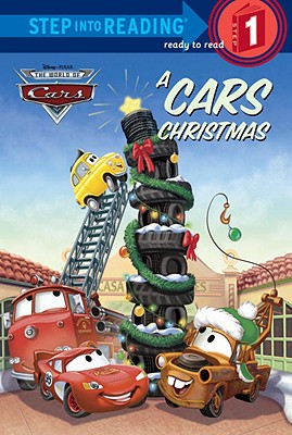 A Cars Christmas (Disney/Pixar Cars) Cover