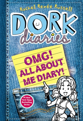 Dork Diaries OMG!: All About Me Diary! Cover Image