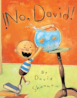 No, David = No, David! Cover Image
