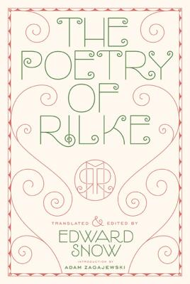 The Poetry of Rilke Cover Image