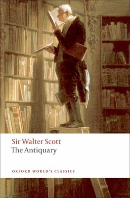 Cover for The Antiquary (Oxford World's Classics)