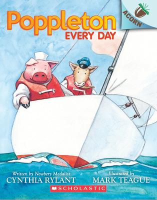 Poppleton Every Day: An Acorn Book (Poppleton #3) Cover Image