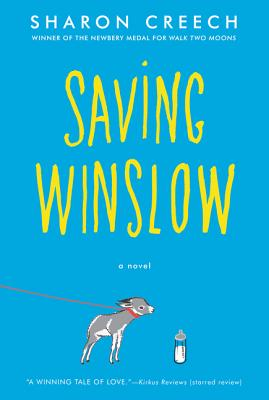 Cover for Saving Winslow