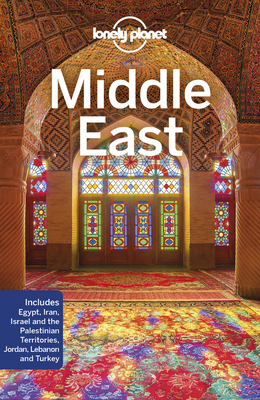Lonely Planet Middle East 9 (Multi Country Guide) Cover Image
