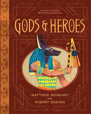 Gods & Heroes Cover