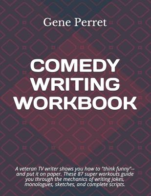 Comedy Writing Workbook Cover Image