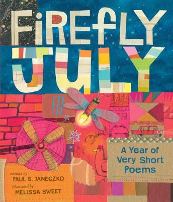 Firefly July: A Year of Very Short Poems Cover Image