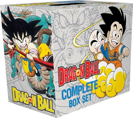 Dragon Ball Complete Box Set: Vols. 1-16 with premium Cover Image