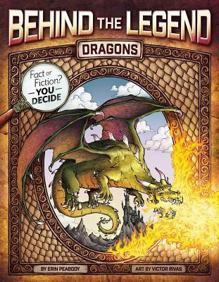 Dragons (Behind the Legend) Cover Image