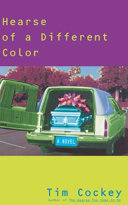 A Hearse of a Different Color Cover