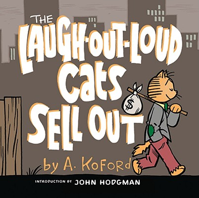 The Laugh-Out-Loud Cats Sell Out Cover