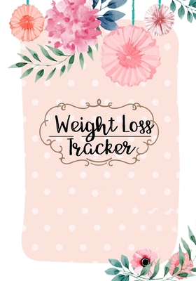 Weight Loss Tracker: Weight Training, Log Tracker-Health, Fitness & Dieting- Traveler's Notebook, Slimming World, Food Diary for Weight Wat Cover Image