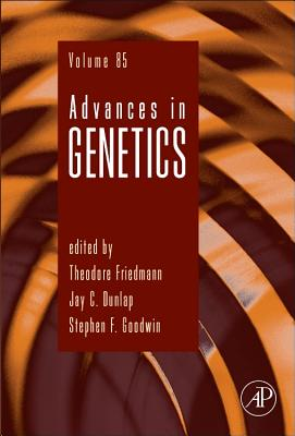 Advances in Genetics, 85 Cover Image