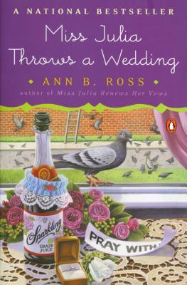 Miss Julia Throws a Wedding: A Novel Cover Image