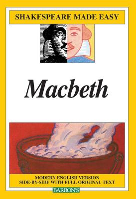 Macbeth (Shakespeare Made Easy) Cover Image