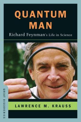 Quantum Man Cover