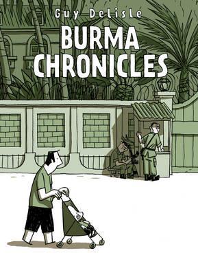 Burma Chronicles Cover Image