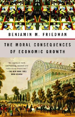 The Moral Consequences of Economic Growth Cover