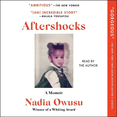 Aftershocks: A Memoir Cover Image