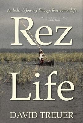 Rez Life Cover