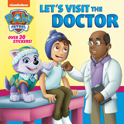 Let's Visit the Doctor (PAW Patrol) (Pictureback(R)) Cover Image