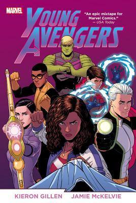 Young Avengers by Kieron Gillen & Jamie McKelvie Omnibus cover image