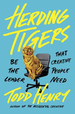 Herding Tigers cover image